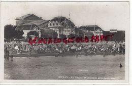 17-  ROYAN - LE CASINO MUNICIPAL PRIS DE LA MER- EDITEUR TITO  1945 - Royan