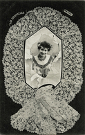 Les Dentelles - Guipure D'Irlande -précurseur 1903 - Craft