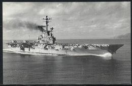 "US Navy, USS""BENNINGTON"" (CVS-20) Naval Historys Postcard Unwritten, Look Scan, RARE !! 7.3-47 - Bateaux"