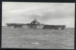 "US Navy, USS""FRANKLIN"" (CV-13) Naval Historys Postcard Unwritten, Look Scan, RARE !! 7.3-48 - Boten"