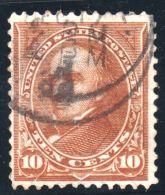 USA 1896   Mi.nr. 130 II   Used - Usados