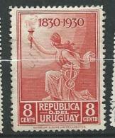 Uruguay    - Yvert N°  399  Oblitéré    Az26236 - Uruguay