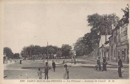 SAINT MAUR DES FOSSES : La Pelouse - Avenue De Condé - Saint Maur Des Fosses