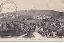 COLONIE DE KENIFRA VUE GENERALE DE KENIFRA (dil331) - Maroc