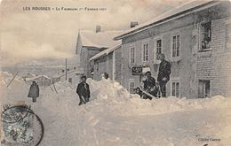 Les Rousses Ski Café Cordier Canton Morez - France