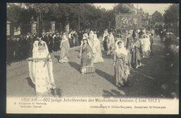 Z08 - Assche - 600 Jarige Jubelfeesten Mirakuleuze Kruisen (1912) - 9 - Keizerin H. Helena - Ongebruikt - Asse