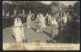 Z08 - Assche - 600 Jarige Jubelfeesten Mirakuleuze Kruisen (1912) - 9 - Keizerin H. Helena - Gebruikt Brussel - Asse