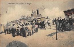 La Panne   Les Aneges A La Plage  Ezels En Paard Op Het Strand           I 2965 - De Panne