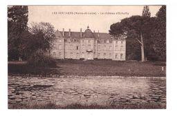 49 Les Verchers Le Chateau D' Echuilly - Autres Communes