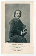 Arménie BEDROS H. ATAMIAN Acteur Arménien 1849-1891 - Arménie