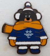 JEUX OLYMPIQUES PYEONGCHANG 2018 PIN'S MASCOTTE BANDABI - Olympische Spiele