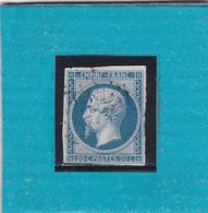 N° 14 B  PC X703 - REF 14616 + VARIETE - 1853-1860 Napoleon III