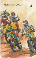 JER102 TARJETA DE JERSEY MOTOR CLUB  (37 JERD) - [ 7] Jersey Y Guernsey