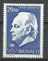 MONACO , Poste Aérienne , 20 Frs , Prince Rainier III , 1974 , N° 99 , ( NEUF ) - Poste Aérienne