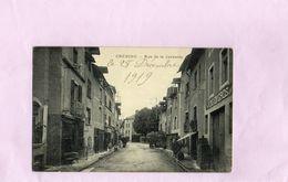 E0703 - CREMIEU - D38 - Rue De La Juiverie - Crémieu
