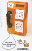 TARJETA DE SWAZILAND DE UNA CABINA TELEFONICA - Swaziland