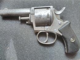 Revolver Belge Elg De Type British Bulldog 380 - Decotatieve Wapens