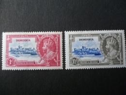 DOMINICA SILVER JUBILEE MINT - Dominica (...-1978)