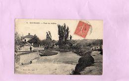 E0703 - BOURGOIN - D38 - Pont De Jallieu - Bourgoin