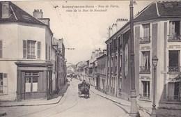 ROSNY SOUS BOIS RUE DE PARIS/ATTELAGE A CHEVAL (dil325) - Rosny Sous Bois