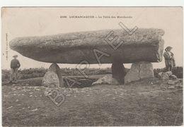 Locmariaquer (56) - La Table Des Marchands (Circulé En 1905) - Locmariaquer