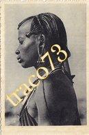 AFRICA ORIENTALE ITALIANA _ A.O.I. /  Giovane Ragazza In Posa  _ Formato  6 X 8,5 Cm - Afrique Du Sud, Est, Ouest