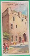 Chromo John Player & Sons, Player's Cigarettes - Celebrated Gateways - Newark Gate, Leicester N°15 - Player's