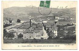 COURS - Vue Générale, Prise Du Calvaire, Côté Est - Cours-la-Ville