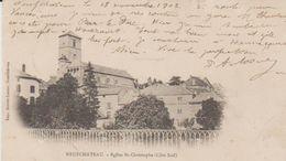 Lot De 9 Cartes Postales Anciennes De  NEUFCHATEAU Et Arrondissement - Unclassified