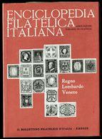 Enciclopedia Filatelica Italiana - I - REGNO LOMBARDO VENETO - IT. - Temas