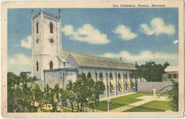 6Rm-026: The Cathedral Nassau, Bahamas - Cartes Postales