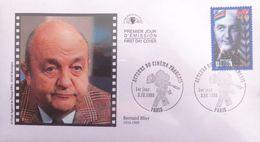 FRANCE 3191 FDC Premier Jour Acteur Cinéma Français : Bernard Blier - FDC