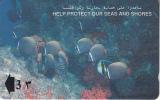 OMAN(GPT) - Collare Butterflyfish, CN : 12OMNC/B(normal 0), Used - Oman
