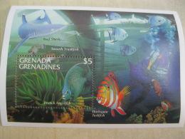 GRENADA Grenadines Marine Life Fish I201802 - Grenada (1974-...)