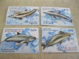 Dominica Dolphin Marine Life Fish I201802 - Dominica (1978-...)