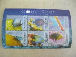Dominica Coral Reef Marine Life Fish I201802 - Dominica (1978-...)