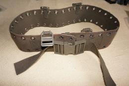 Ceinturon De Brelage Allemand / Belt For German Combat Carrying System !! - Equipement