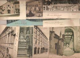 (C).Bologna.Lotto Di 10 Cartoline.F.to Piccolo.Viaggiate Nel 1901 E 1902 (c18) - Bologna