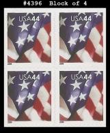 US 4396 BL4 Flag - Blocs-feuillets