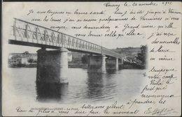 CPA 78 - Bonnières-sur-Seine, Le Pont - Bonnieres Sur Seine