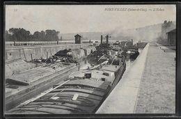 CPA 78 - Port-Villez, L'écluse - Otros Municipios