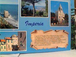 12 CARD IMPERIA VARIE VEDUTE   VBN1957/94 GP22799 - Imperia