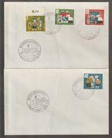 T 34) SSt Wilhelmshaven 22.10.1961 Leuchtturm Arngast, Tag Der Briefmarke (BRD Mi# 369-372 Hänsel Und Gretel, Grimm) - Schiffahrt