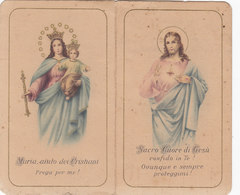 CALENDARIO RELIGIOSO - 1941 /  BOLOGNA  - SALESIANI _SACRO CUORE DI GESU' - Formato Piccolo : 1941-60