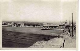 11 Port La Nouvelle N°158 La Réserve Nouvelles Villas Plage Cabines BUS Envoyée à VOITEUR Jura En 1957 ? - Port La Nouvelle
