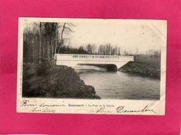 60 Oise, Liancourt, Le Pont De La Brèche, 1904, (Evrard) - Liancourt