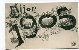 CPA  21 : DIJON   Bonne Année 1905  A   VOIR   !!! - Dijon