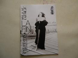 MYLENE FARMER VOIR PHOTO..ANCIEN MAGAZINE COMPLET AVEC POSTER...REGARDEZ MES VENTES ! J'EN AI D'AUTRES - Magazines: Subscriptions