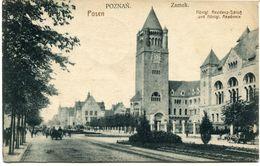 CPA - Carte Postale - Pologne - Poznan - Zamek (CP1321) - Pologne