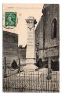 (51) 497, Bétheny, Monument Commémoratif De La Revue - Bétheny